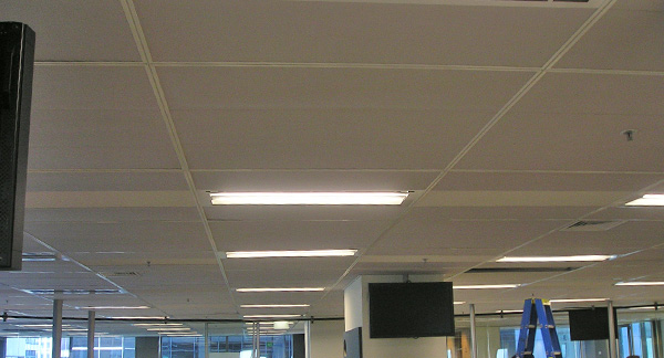 Sonofonic Acoustic Ceiling Panels