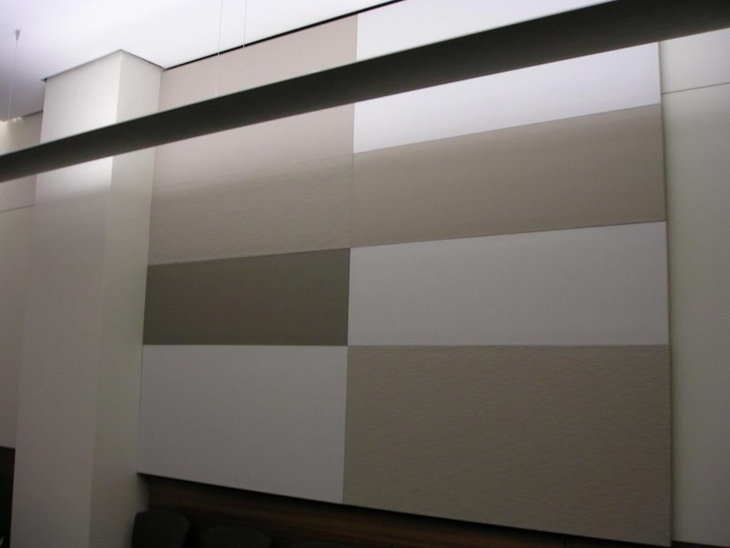 Acoustic Panels: Federal Courts, Sydney