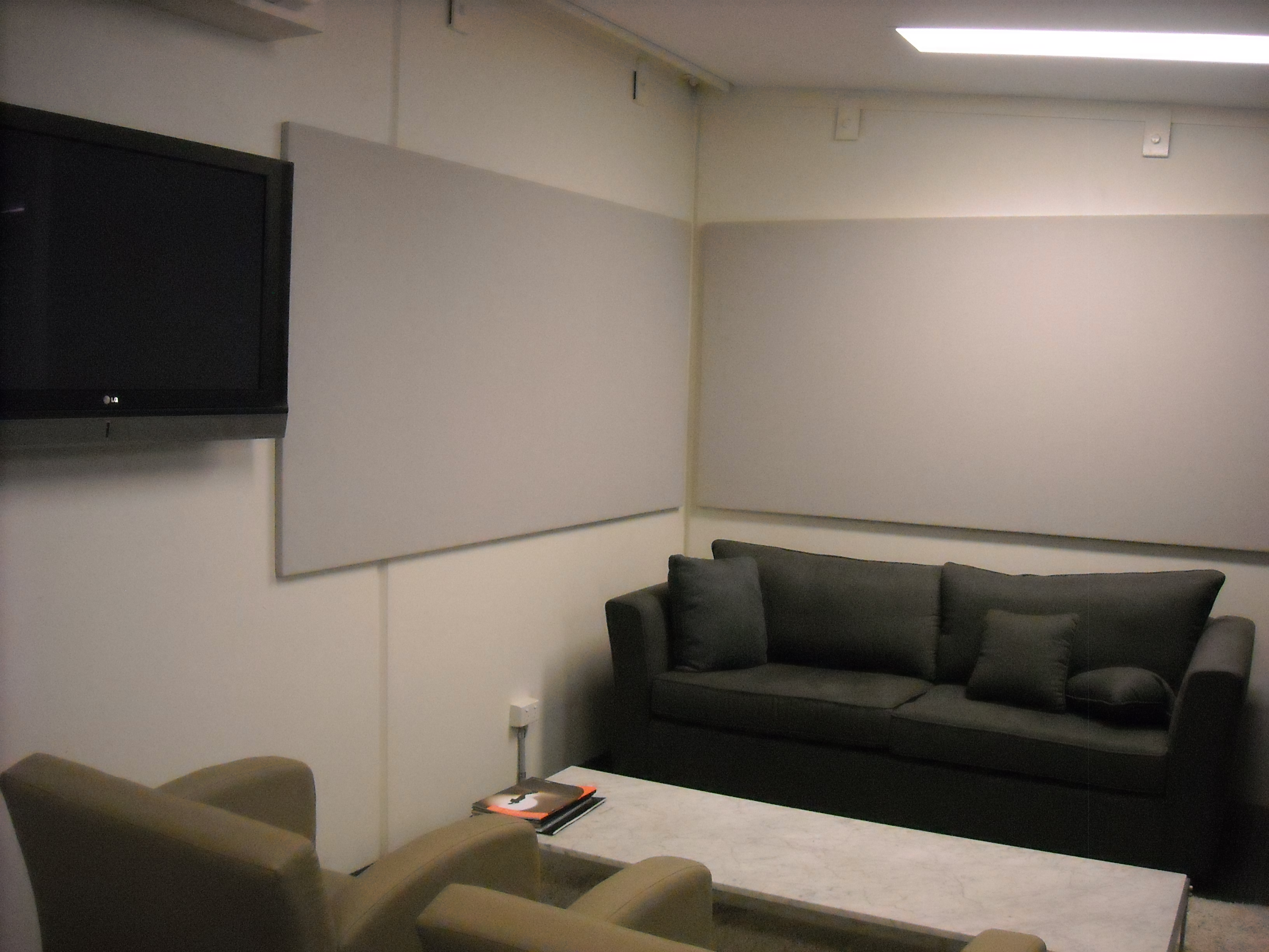 SerenityLite Fabric Acoustic Wall Panel