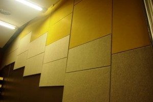 Auditorium Acoustic Panels